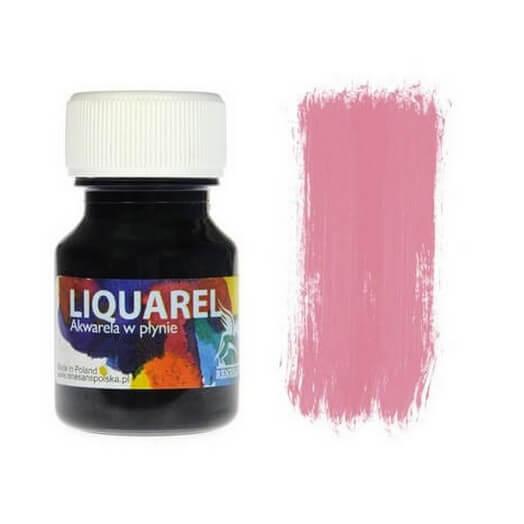 Χρωμα ακουαρέλας Liquarel 30 ml - Pastel Rose