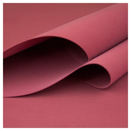 Foamiran 60x70cm - Dark Red