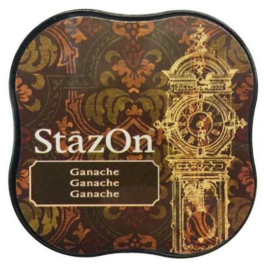 Μελάνι Ανεξίτηλο για σφραγίδες, Stazon Ganache