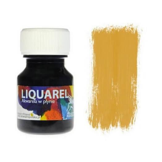 Χρωμα Ακουαρέλας Liquarel 30 Ml - Ochre
