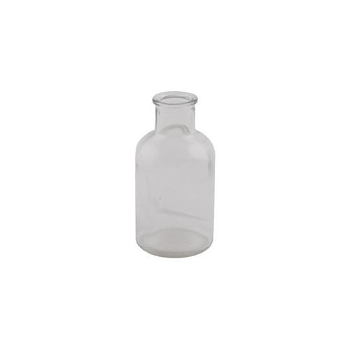 Γυάλινο μπουκάλι, 5.3x5.3x10.5cm