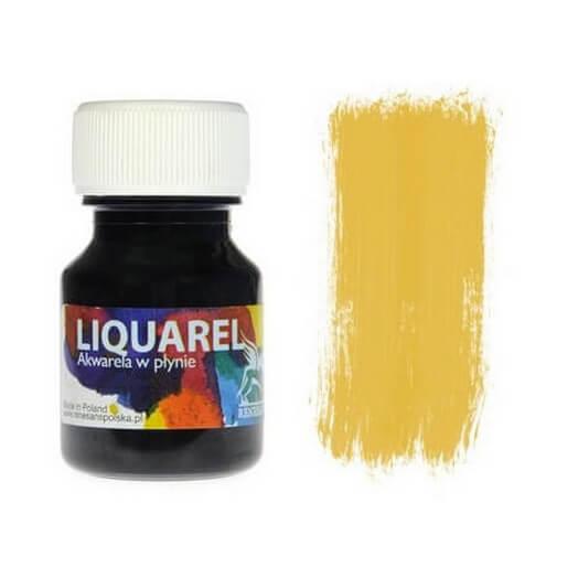 Χρωμα ακουαρέλας Liquarel 30 ml - Yellow Ochre