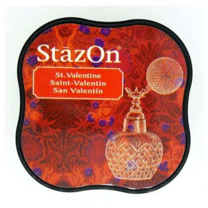 Μελάνι Ανεξίτηλο για σφραγίδες, Stazon St.Valentine