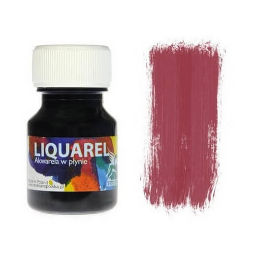 Χρωμα ακουαρέλας Liquarel 30 ml - Sanguine