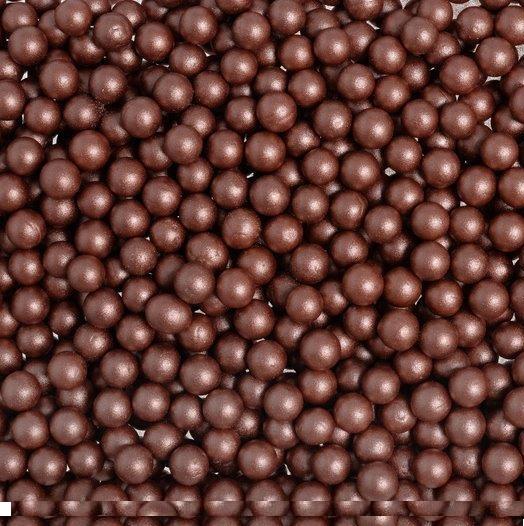 Μπαλιτσες από φελιζόλ, 10gr, copper