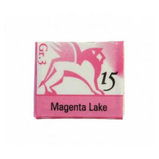 Παστίλιες ακουαρέλας 1,5ml - Magenta Lake