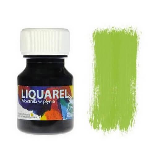 Χρωμα ακουαρέλας Liquarel 30 ml - Light green