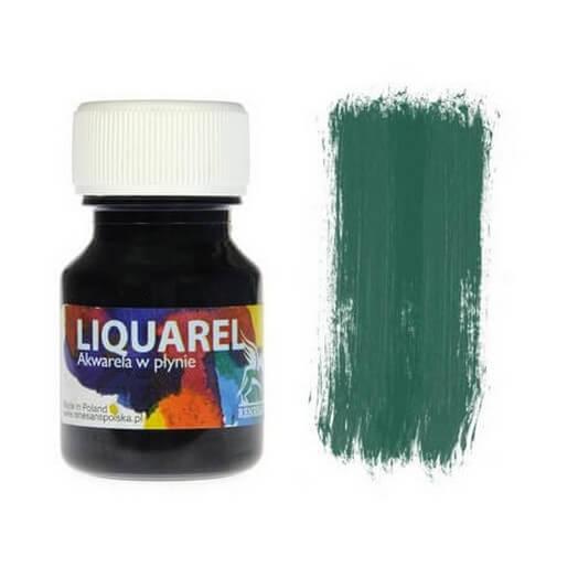 Χρωμα ακουαρέλας Liquarel 30 ml - Real green
