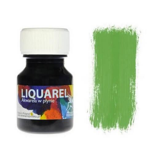 Χρωμα ακουαρέλας Liquarel 30 ml - Green bright