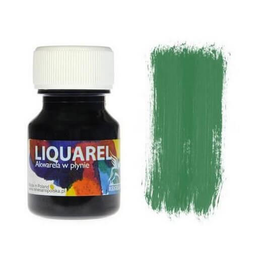 Χρωμα ακουαρέλας Liquarel 30 ml - Forest green