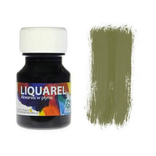 Χρωμα ακουαρέλας Liquarel 30 ml - Sap green