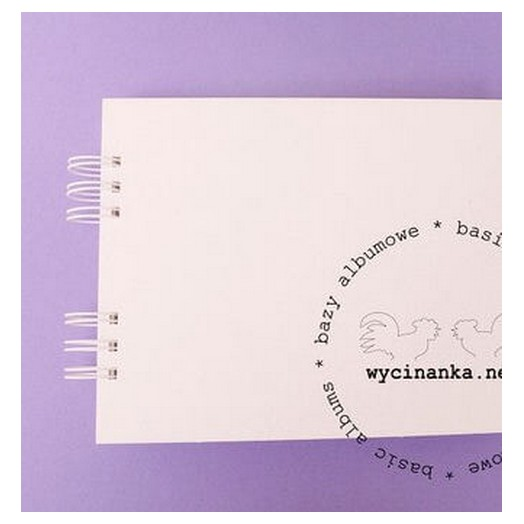 Album βάση , 29x21 cm, A4