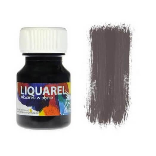 Χρωμα ακουαρέλας Liquarel 30 ml - Warm grey