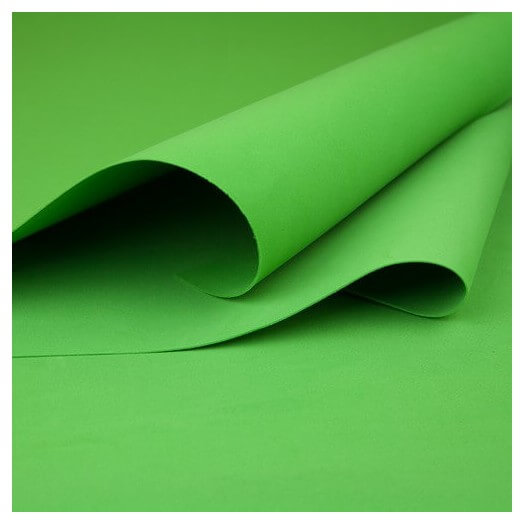 Foamiran 60x70cm - Dark Green