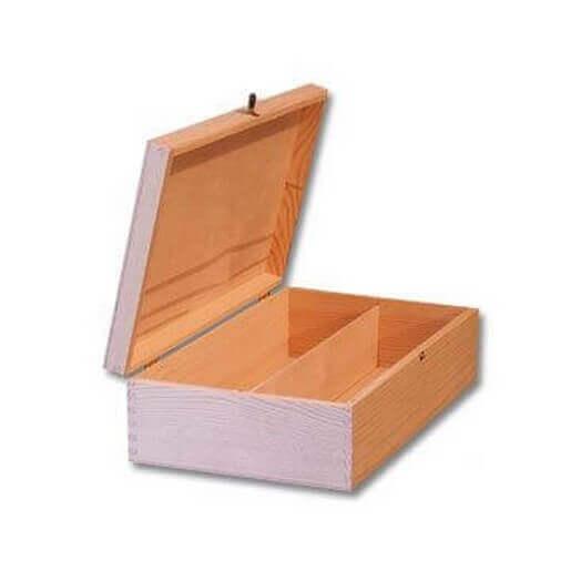 Κουτί για 2 μπουκάλια κρασί 355x200x95 mm