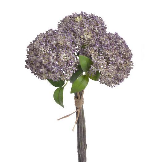 Σκορδάκι μπουκέτο, purple, 29cm