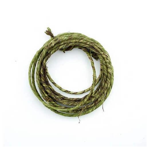 Σύρμα, rustic Green, 1m