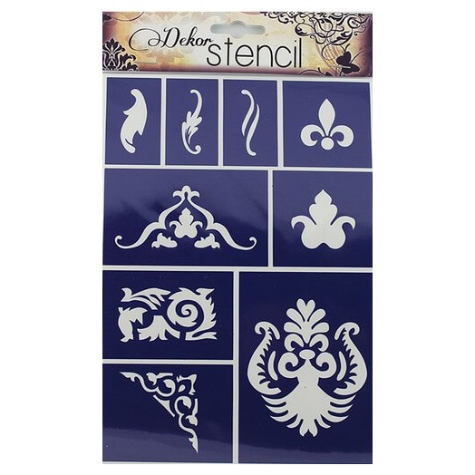 Flexible Stencil A5, 21x14,8 cm