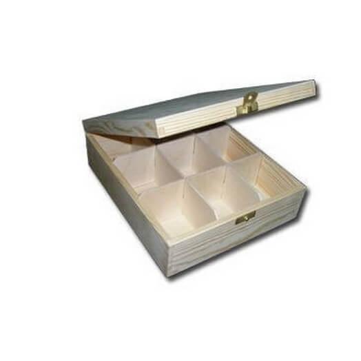 Κουτί με 9 χωρίσματα 240 x 205 x 75 mm