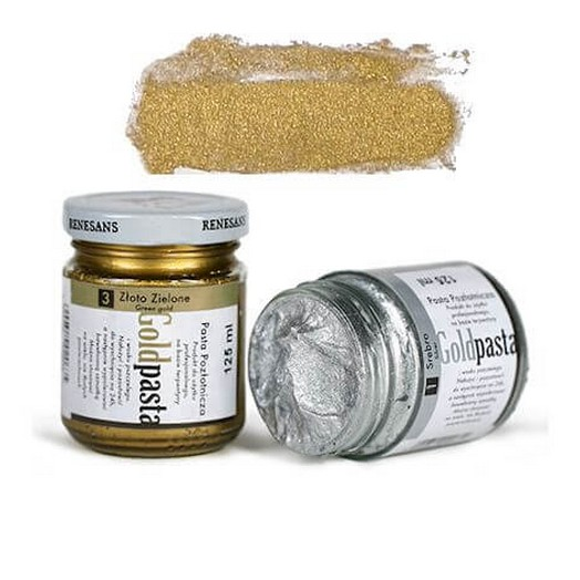 Goldpasta Pale Gold 125ml