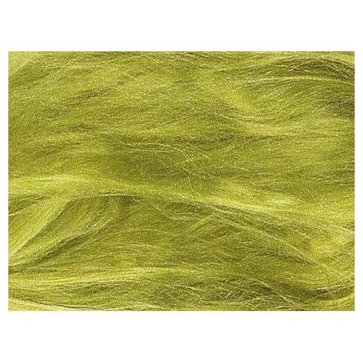 Μαλλί μετάξι - light green