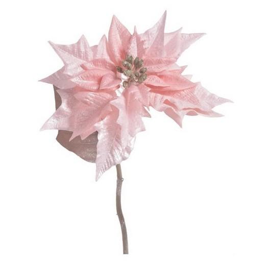 Αλεξανδρινό, glitter pink, 32cm