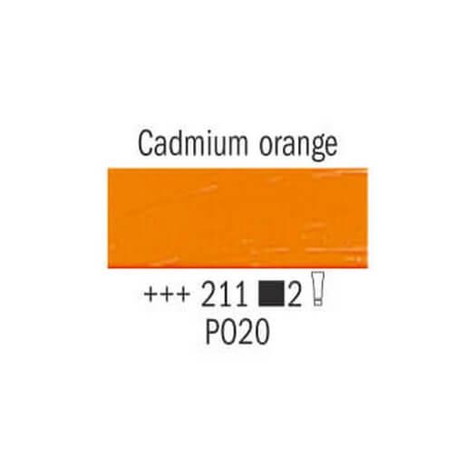 Λάδι Van Gogh Talens 20ml, Cadmium Orange