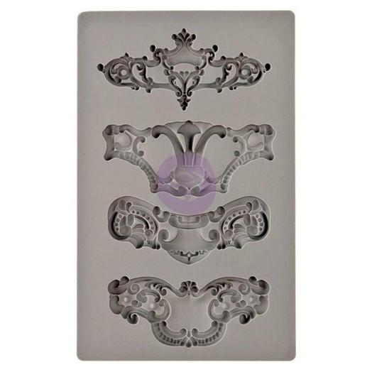 Καλούπι Iron Orchid Designs Vintage Art Decor Primamarketing - Royale