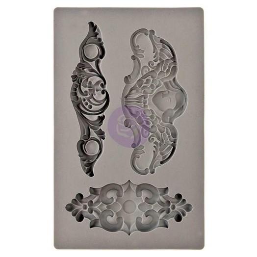 Καλούπι Iron Orchid Designs Vintage Art Decor Primamarketing - Needful