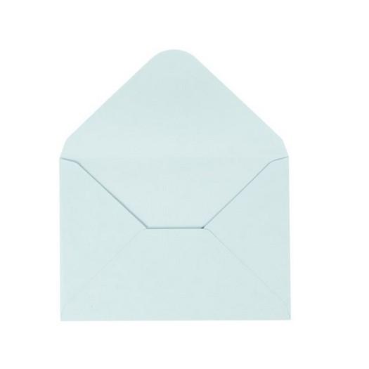 Φάκελοι για προσκλητήρια, 10 τεμ., light blue