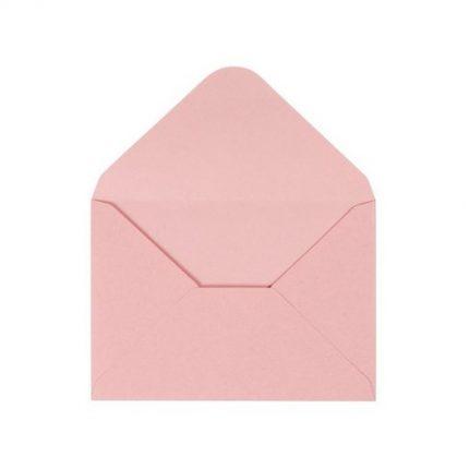 Φάκελοι για προσκλητήρια, 10 τεμ., pink