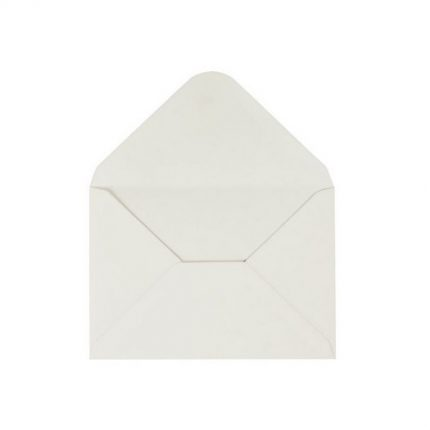 Φάκελοι για προσκλητήρια, 10 τεμ., off white