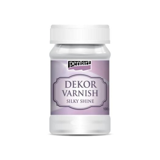 Βερνίκι Σατινέ Dekor Varnish Pentart, 100ml