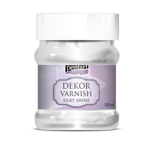 Βερνίκι Σατινέ Dekor Varnish Pentart, ,230ml