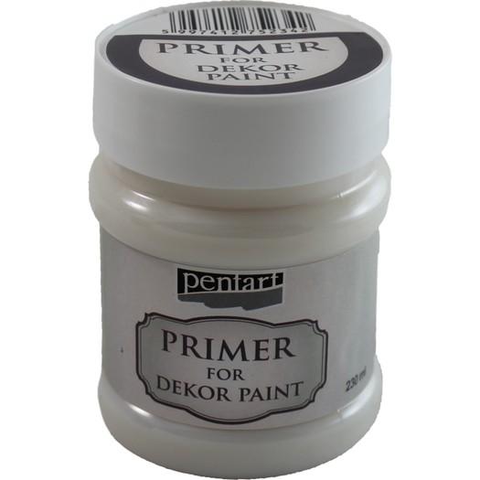 Primer για Dekor Soft paint 230ml ,Pentart