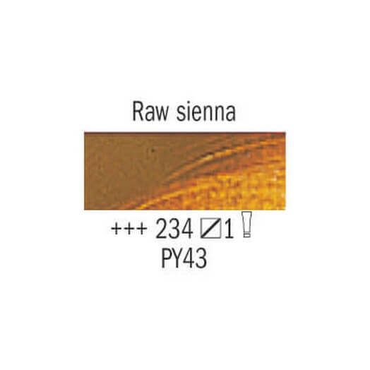 Λάδι Van Gogh Talens 20ml, Raw Sienna