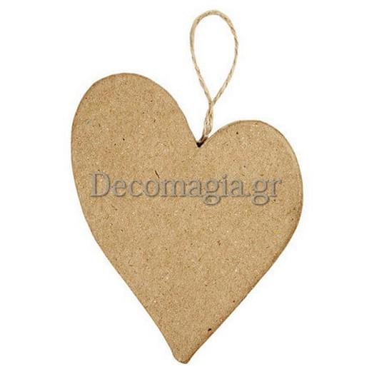 Χάρτινη καρδιά 10,50 cm