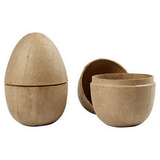Χάρτινο αυγό βάσης αποσπώμενο 12cm
