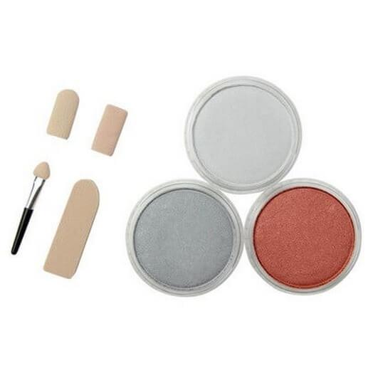 Χρώματα Panpastel , Metallic 3 colors set
