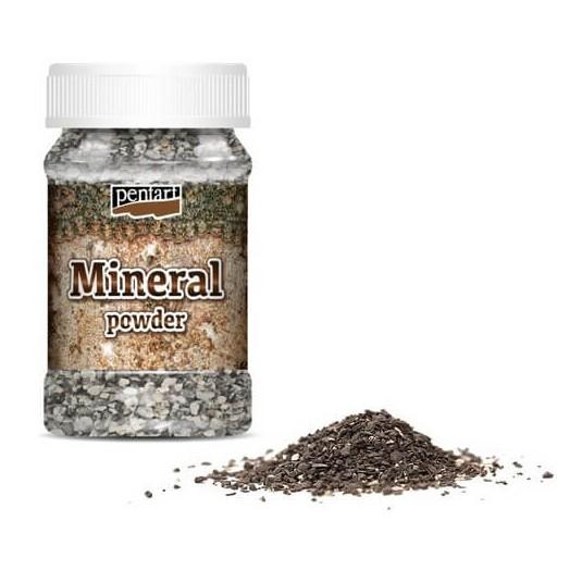 Mineral Powder Coarse 130gr Pentart, Jasper