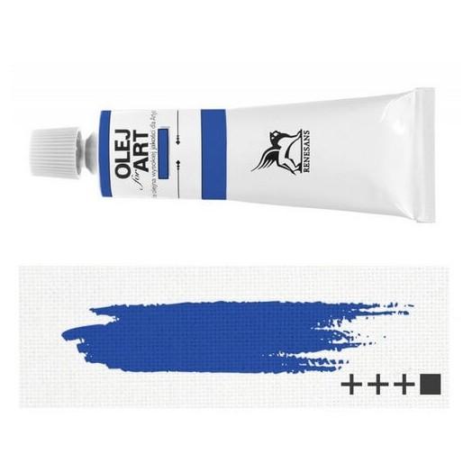 Λάδι ζωγραφικής Renesans 20ml - Coeruleum Blue