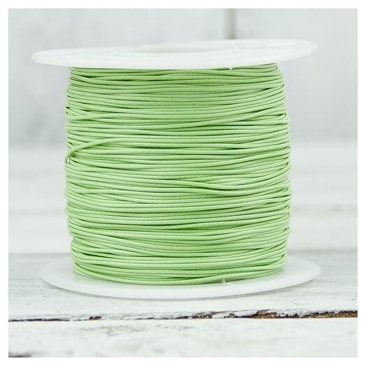Κορδόνι φίδι, 0,5mm/100m, pastel green