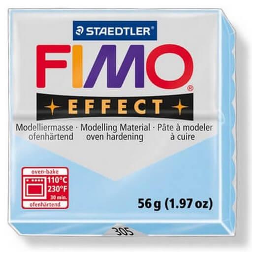 Fimo Effect Pastel Aqua 56gr