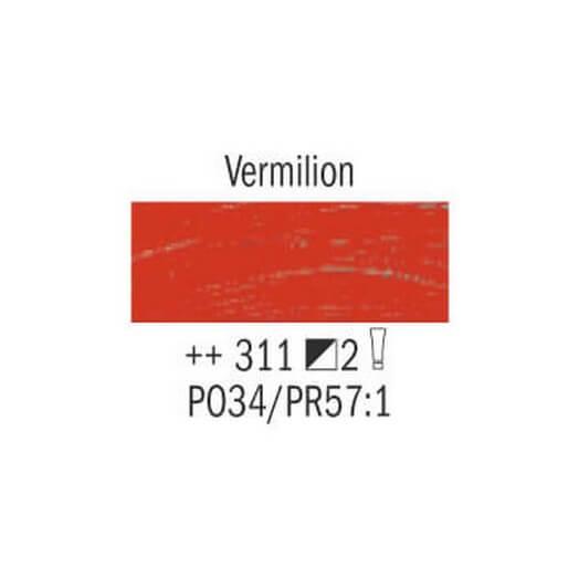 Λάδι Van Gogh Talens 20ml, Vermilion