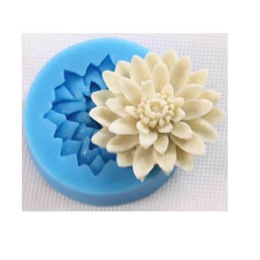 Καλούπι σιλικόνης, Chrysanthemum 58X15mm