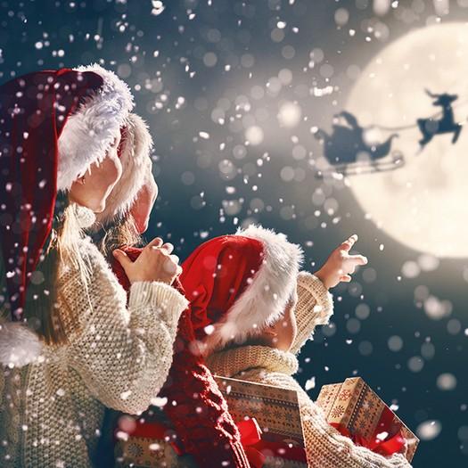 Χαρτοπετσέτα για Decoupage, There Is Santa, 1τεμ.