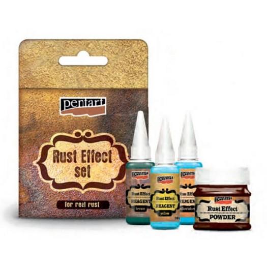 Σετ σκουριάς Rust effect set, Pentart