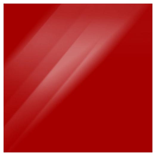 Dekor Enamel Pentart 100 ml, Red