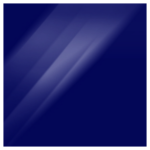 Dekor Enamel Pentart 100 ml, Dark-blue