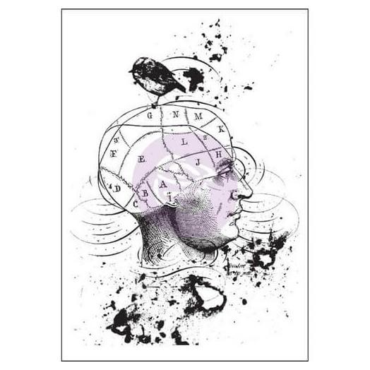 Σφραγίδα 9x13cm, Mindful